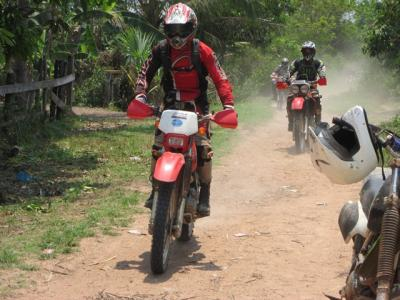 OFF ROAD TO PREAH KHAN