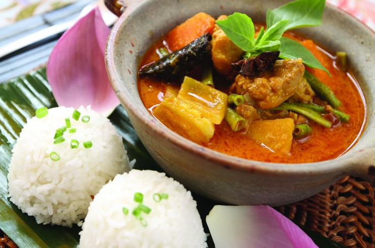 AUTHENTIC KHMER CUISINE TOUR