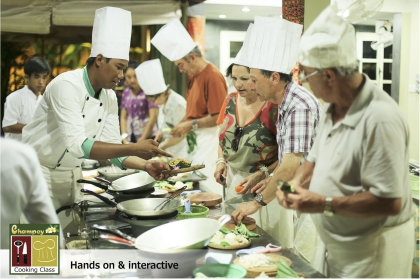 Adventure Loop Asia - Cooking Class