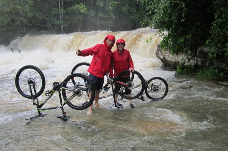 JUNGLE AND BIKING ADVENTURE