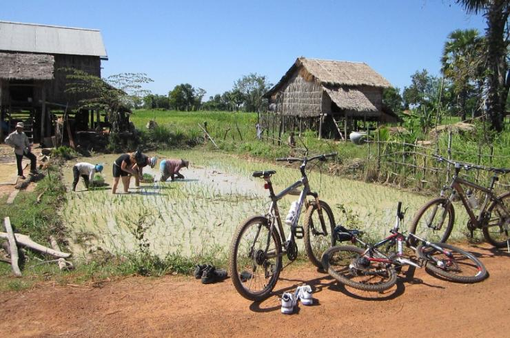 ADVENTURE CAMBODIA BIKING