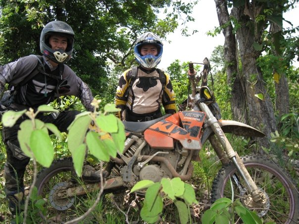 JUNGLE TRAIL ENDURO