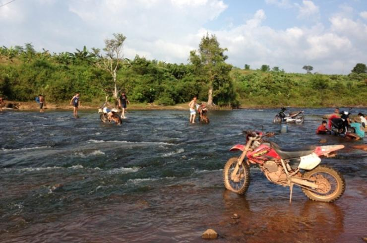 The Great Mekong Trail Adventure