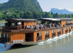 CRUISE TOURS IN LAOS