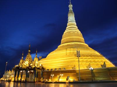 Myanmar Cruise Tour
