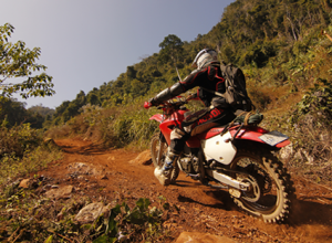 DIRT BIKE TOUR IN LAOS