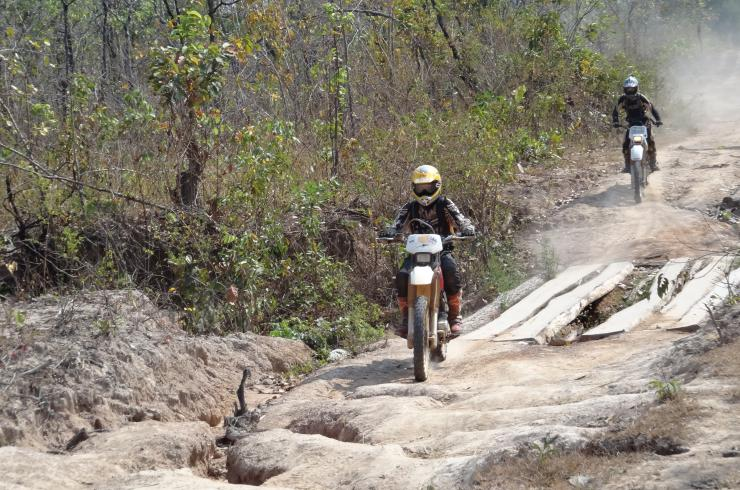SIEM REAP DIRT BIKE ADVENTURE