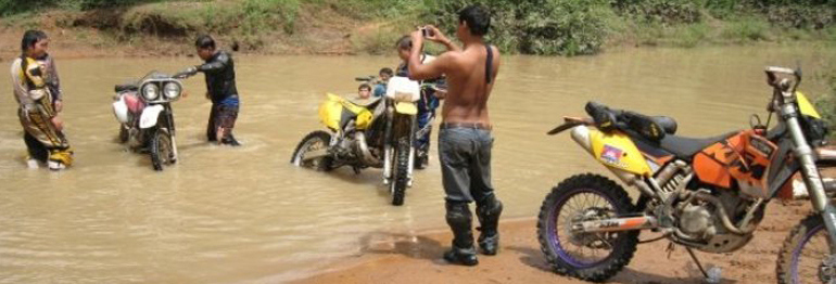 SEVEN DAY ADVENTURE MEKONG TRAIL