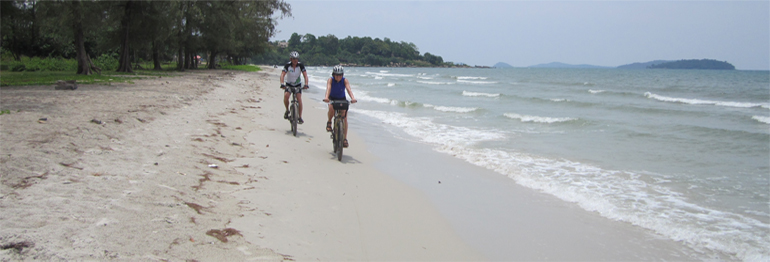 CAPITAL TO ANGKOR VIA THE BEACH